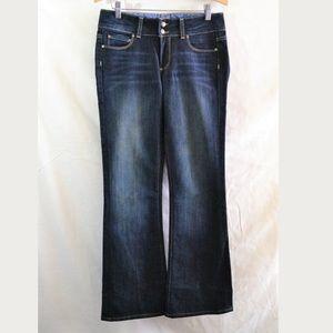 Paige Hidden Hills Bootcut Jeans Size 27 x 28